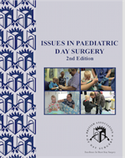Issues in Paediatric Day Surgery 2nd Edition Cover