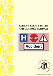 Patient Safety in the Ambulatory Pathway Cover